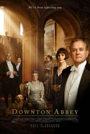 Filme Downton Abbey - O Filme Dublado / Dual Áudio