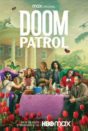Série Patrulha do Destino - Doom Patrol 2ª Temporada Legendada