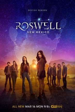 Roswell, New Mexico - 2ª Temporada Legendada Download