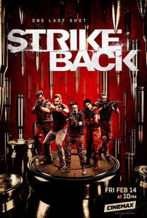 Série Strike Back - 8ª Temporada Legendada