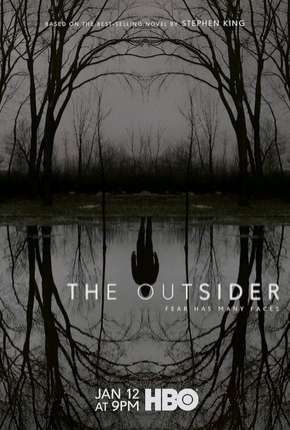 Série The Outsider - 1ª Temporada Dublada / Dual Áudio