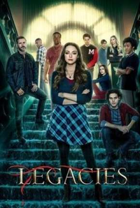 Série Legacies - 3ª Temporada Legendada